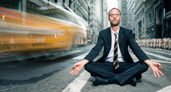 Mindfulness het medicijn tegen stress