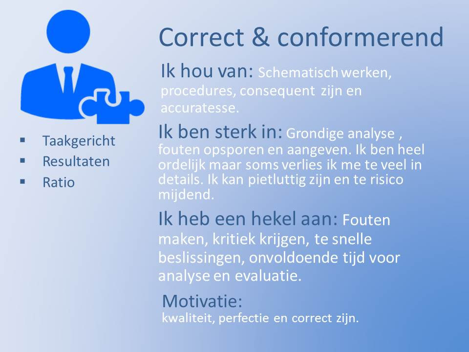 DISC communicatie workshop